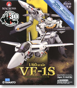 1/60 vf-1s 30 th w/option part tv version